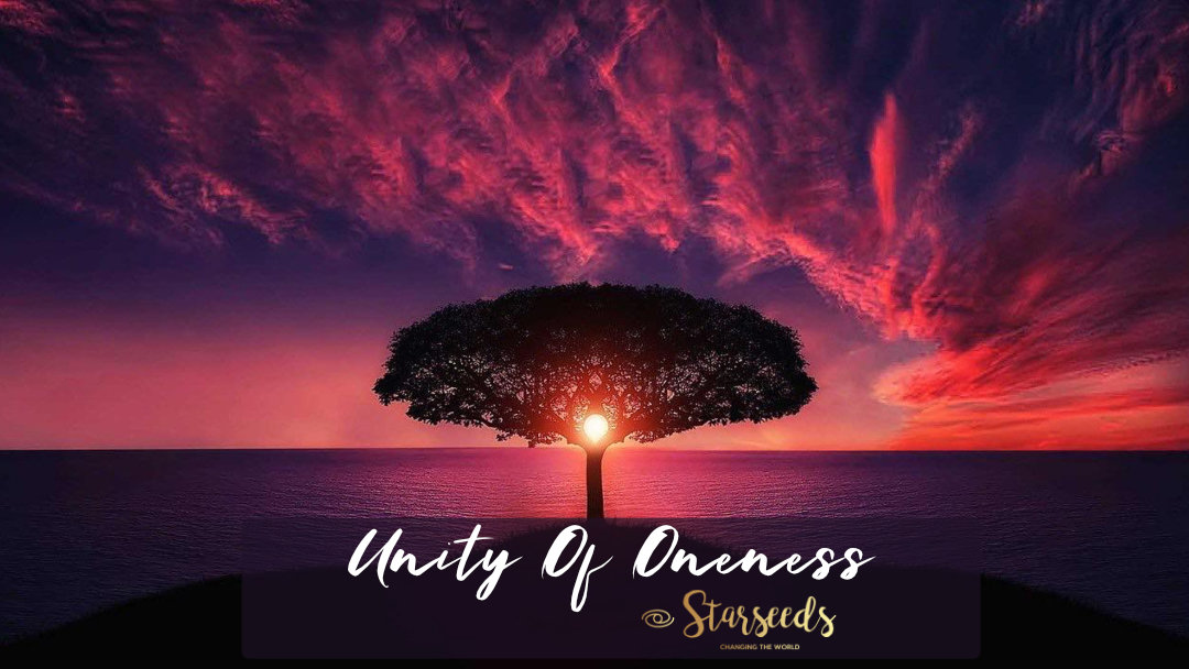 Unity of Oneness